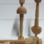 WOODTURNING Toczenie drewna