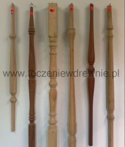 Toczenie elementów w drewnie