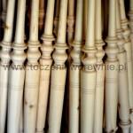 tokarstwo elementów drewnianych